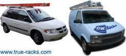 Ladder Racks for Commercial Vans, Minivans - Van Interior, toronto