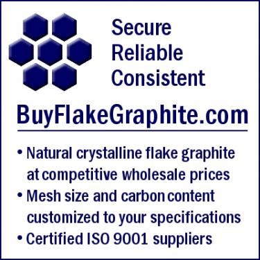 Buy high-quality natural crystalline flake graphite at wholesale, toronto